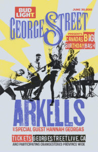Arkells - Canada's BIG Birthday Bash 2019