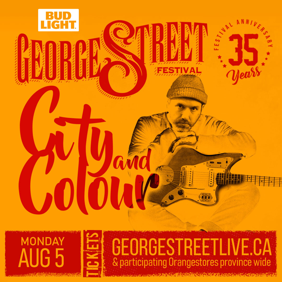 City and Colour | Monday Aug 5, 2019