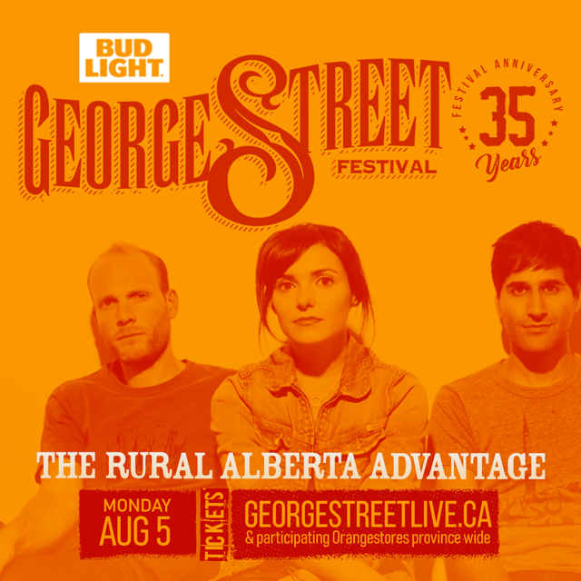 GSF2019 The Rural Alberta Advantage